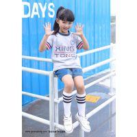 供应2016幼儿园校服夏装款式定做 兴童xt162201#柔软舒适园服
