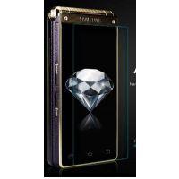 超薄手机膜钢化膜三星W2015钢化玻璃膜W2105贴膜三星W2013