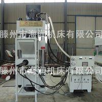 非标直销 Y32-250T四柱多功能鱼饵粉末成型液压机 滕州海润