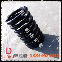 吉林利达 多种用途 矿山机械弹簧 振动筛弹簧 质量保证