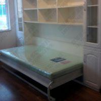 榻榻米 隐藏床 收纳床 翻转床 折叠床 隐形床 节省空间 隐壁床