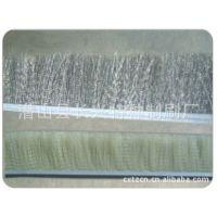 厂家生产除尘设备门刷条刷  钢丝条刷  砖机条刷