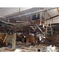 上海拆除服务公司室内装潢结构拆除上海大跨度钢结构厂房拆除
