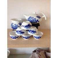 嘉士凡生产精美陶瓷茶具 陶瓷家用茶具定做
