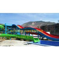 大型水上乐园设备儿童水屋主题水寨水滑梯水上滑梯 喷水游艺设施