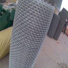 白钢轧花网规格 养猪轧花网报价 金属丝编织网