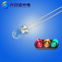 LED新型交通信号灯采用四元素高亮度LED发光管为发光源 兴合盛灯珠厂家