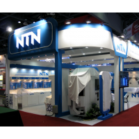 南京机械展会设计、展台设计与施工、展览制作工厂
