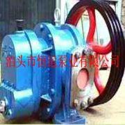 LC18/0.6皮带轮罗茨油泵泵头报价
