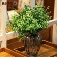 橡树庄园 迷你四季海棠叶 仿真绿色植物 婚庆