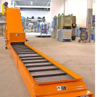 数控龙门加工中心专用链板水箱式排屑机 机床排屑机规格