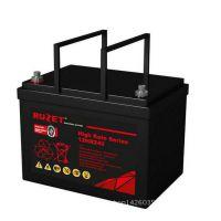 路盛RUZET蓄电池12LPA50 12V50AH铅酸蓄电池现货供应