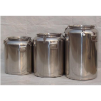 广州供应方联不锈钢保温桶 不锈钢牛奶桶