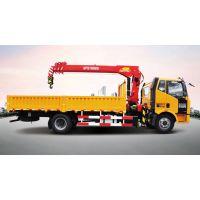 超低价!直臂式6.4吨随车吊(SPS16000) 品质高 厂家直销 价格更低