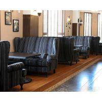 郑州斯维特沙发厂专业定做饭店卡座,餐桌餐椅西餐厅沙,咖啡厅沙发