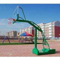 标准移动篮球架 DSL-01钢化玻璃篮球架子 盐山大圣体育批发