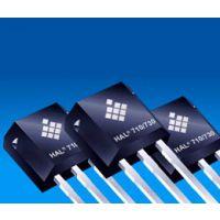 供应HAL710/730开关型霍尔传感器|德国MICRONAS|深圳传感器代理