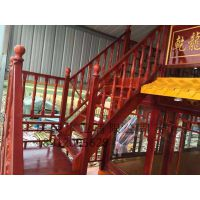 庆荣木业供应供应12m单层餐饮画舫船,观光仿古木船,游玩木船