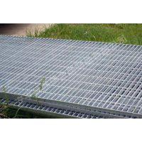 钢格板 格栅板 热镀锌钢格栅板 镀锌防滑钢格板