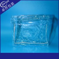 pvc防水袋透明简便收纳袋软骨拉链袋自封拉骨袋pvc环保袋6c标准