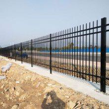 工厂围墙防护栏 珠海锌钢防护围墙栏杆 铁艺护栏广州厂家 炎泽筛网
