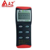 衡欣 AZ8856电偶温度计 K/J/T/R/S/E探头温度计