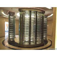专业生产玫瑰金不锈钢酒柜 黑钛不锈钢酒柜价格 304不锈钢拉丝酒柜销售