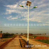 热镀锌灯杆厂家 太阳能电动车 光伏发电系统 新农村道路5米路灯