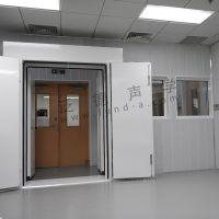 振动噪声治理 为霍尼韦尔(中国)公司提供隔声室及喷砂设备减振降噪工程 噪音处理 隔声 隔音 振动控制