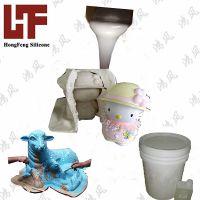 供应翻模复模用液体硅胶 双组份液体硅胶价格 翻模硅胶价格
