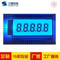 LCD液晶显示屏 LED背光源 七彩背光源 5位8液晶屏 三晶直供价优