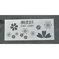 创恒星激光/chex-fq003-0505不锈钢高精密饰品直线电机光纤激光切割机