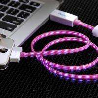 正品Power4苹果授权MFI认证iPhone4/4S发光数据线批发代理加盟