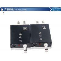 供应深圳市金宁时代科技有限公司2路视频复用器 监控摄像头 多路复合共缆传输 一线通叠加抗干扰器