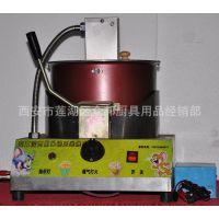 特价销售商用燃气节能单锅电旋转爆谷米花机休闲食品加工设备