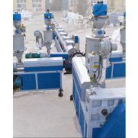 塑料管材生产线厂家-PE-RT地暖管生产设备-梅花管生产线