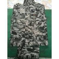 厂家批发涤丝剪刀迷彩服,军训服,军迷服,劳保服。工作服