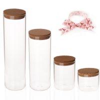 圆柱瓶许愿星星瓶精美装饰 漂流瓶 高硼硅玻璃 节日礼品批发