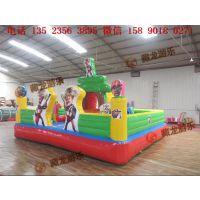 适合室内经营的小型儿童城堡,20平方/30平方/40平方/50平方/60平方儿童小蹦床滑梯热销中