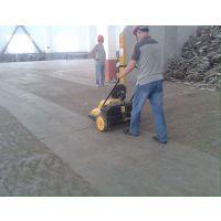 机械加工厂铁屑尘土用驰洁CJS70-1电瓶式吸尘扫地机
