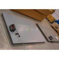 聊城防腐面板2吨电子地磅厂家