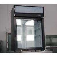艾豪思品牌冷柜台上式冷冻展示柜台上式小冰箱冷冻冰箱冰淇淋雪糕储藏柜小型冰箱