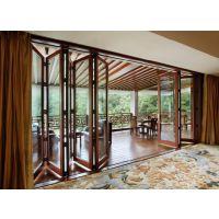 铝合金折叠门|玻璃折叠门|阳台折叠门