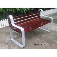 厂家专业定做商业街休闲椅,景区休息椅,学校铁座椅