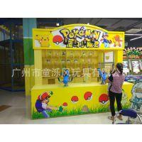 广州童泺风木质益智娱乐小投资创业设备 儿童摊位游戏机 嘉年华儿童娱乐亲子摊位游戏道具