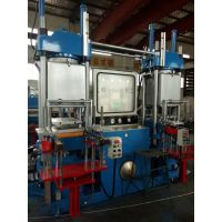供应VC-100Ton双抽真空平板硫化机,400板面抽真空硫化机