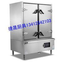 供应不锈钢电热48盆蒸饭柜——食品、饮料加工设备安全节能