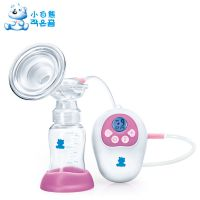 小白熊电动吸奶器自动吸乳器孕妇产后用品全国联保HL0683