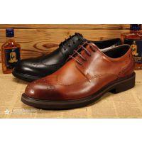 广州真皮男鞋工厂已有10年生产经验厂家,生产高档全牛皮男士休闲皮鞋 正装商务皮鞋 时尚外贸品牌皮鞋