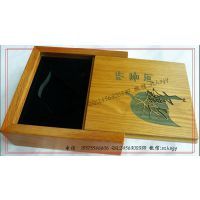 听香问茶叶抽拉盖木盒 水曲柳茶叶木盒 水曲柳木包装盒厂家定做